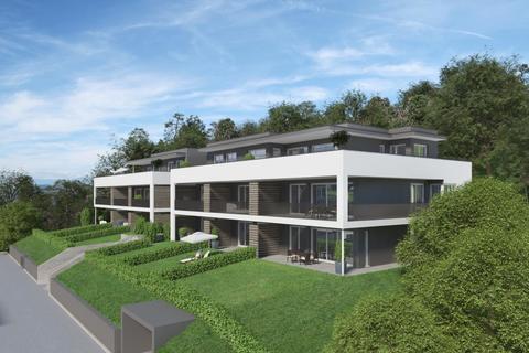 Haupthaus Velden HILLS! Erstklassige Neubau-Gartenwohnung in Sonnenlage mit Bergblick!