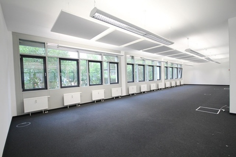 Büroeinheit IST-Zustand STOCK - Büroflächen in der Nähe zur S-Bahn