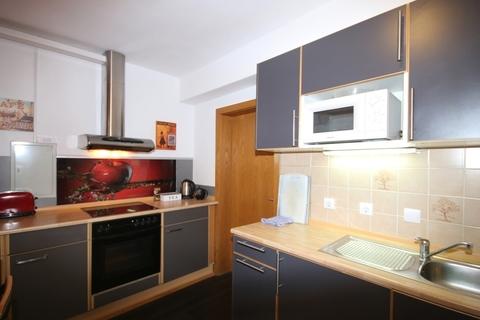 Küche mit Vollausstattung AbacO: Gemütlich möbliert und in schönster Natur!
