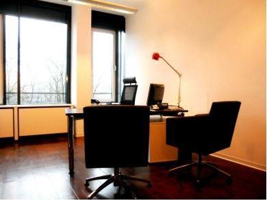 Büroansicht STOCK - Helle Büroflächen im Münchner Osten