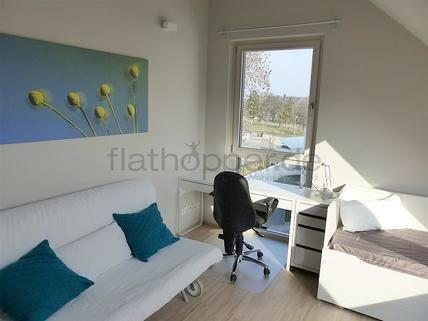 Bild 9 FLATHOPPER.de - Exklusive, lichtdurchflutete 3,5-Zimmer-Dachgeschoss-Wohnung mit Dachterrasse in St