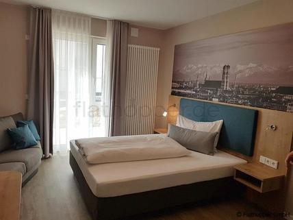 Bild 1 FLATHOPPER.de - Möbliertes Apartment im München - Ramersdorf