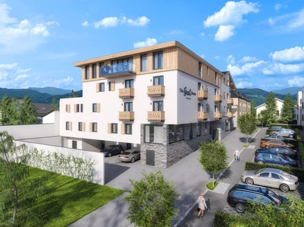 6 Studio Suite Lake View - The Gast House Zell am See