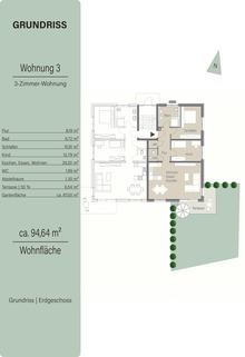 Grundriss Wohnen am Kellerwald