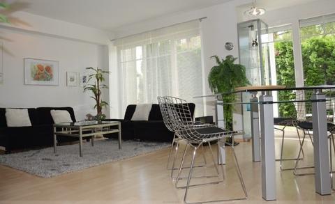 Wohnzimmer Doppelhaushälfte in Waldtrudering