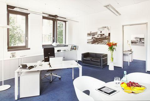Einzelbüro Repräsentative Immobilie und voll ausgestattete Büros mit Service