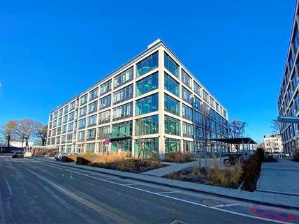 Außenansicht Repräsentative Büroflächen mit modernster Ausstattung