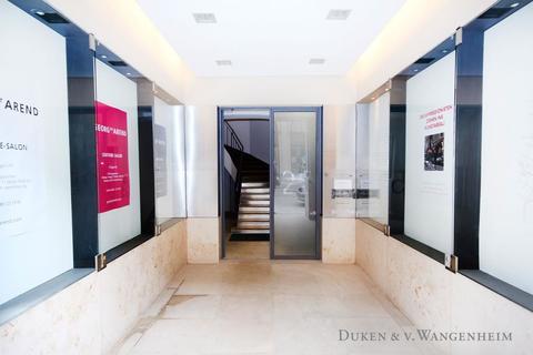 Eingangsbereich Büroflächen / ShowroomflächenBestlage – Maximilianstraße