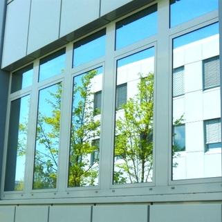 Detail Fassade STOCK - PROVISIONSFREI - Attraktiver Gewerbestandort