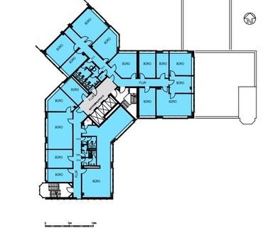 Grundriss_7OG Moderne Büros am Arabellapark