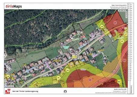 Gefahrenzone Baurecht Grundstück mit Altbestand im beliebesten Schigebiet