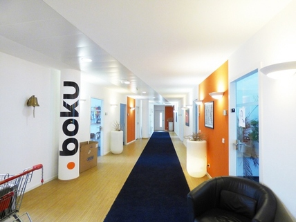 Flur STOCK - Top-Büroflächen in der Parkstadt Schwabing