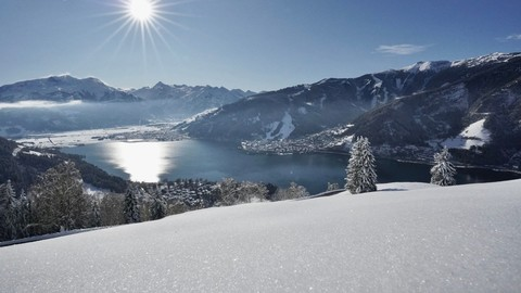 4 Studio Suite Lake View - The Gast House Zell am See