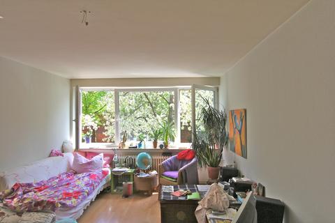 Wohn-/Schlafbereich Top Lage - Isarvorstadt, City-Nähe, schönes 1-Zimmer-Apartment