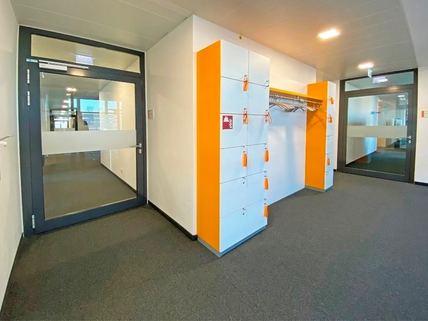 Eingang Repräsentative Büroflächen mit modernster Ausstattung