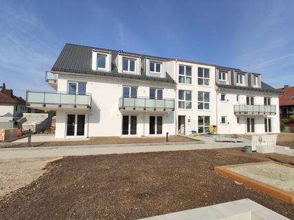 Haus A Erstbezug: 3-Zi-Wohnung 1. OG, Balkon + exkl. Marken-Einbauküche!