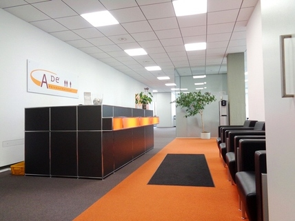 Empfang STOCK - Moderne Bürofläche zum unschlagbaren Preis-Leistungsverhältnis!