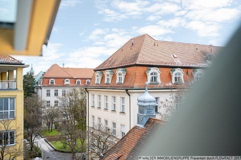 Ausblick Dachterrassen-Wohnung mit extravaganter Ausstattung in optimaler Lage
