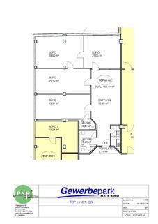 TOP L110 V0-1 A4 Gesundheitsstudio oder Büro im GEWERBEPARK Rossau