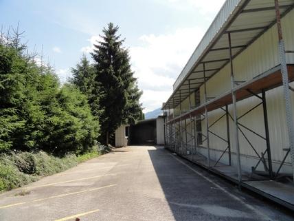 DSC06158 (Large) Säulenfreie Halle, Werkstatt, Lager & Büro im Zillertal mieten
