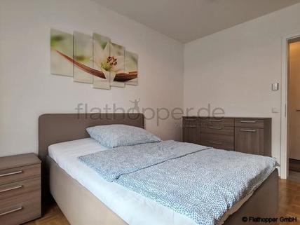 Bild 5 FLATHOPPER.de - Helle 2-Zimmer-Wohnung in Schwabing mit Balkon