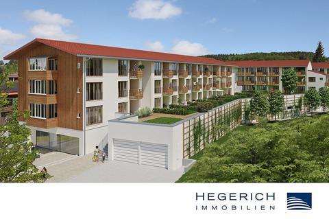 Hausham 1 HEGERICH IMMOBILIEN: Gartenwohnung in der Alpenregion Tegernsee-Schliersee   Neubau