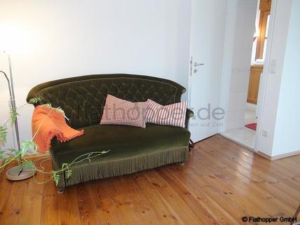 Bild 8 FLATHOPPER.de - Charmante, neu renovierte und ruhige 2-Zimmer- Wohnung mit Sonnenterrasse im Vorgar