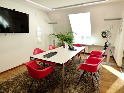 Konferenz STOCK - Flexible Laufzeit! Repräsentative Bürofläche in Bestlage