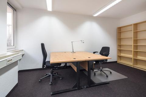 Doppelbüro Mieterprovisionsfrei: Büro mit 2 Arbeitsplätzen in zentraler MÜNCHEN-CITY-LAGE in Businesscenter an der ISAR
