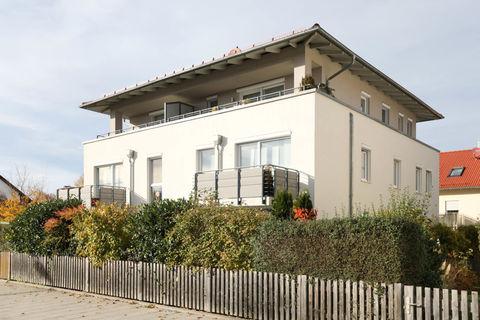 Frontansicht **Helle und moderne 3 - Zimmer - Wohnung mit sonnigem Balkon zum Wohlfühlen**