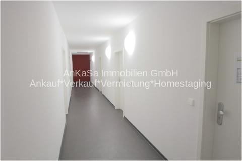 Aufgang AbacO Immobilien*TIPP: Modern möbliertes Cityappartment+Balkon*EBK*schickes Bad*Stadtzentrum Leipzig
