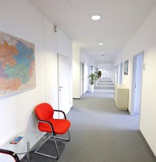 Flur2 Nahe BMW und OEZ ... Flexible Büros in modernem Bürohaus