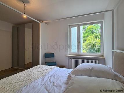 Bild 7 FLATHOPPER.de - Erstbezug! Schöne 3,5- Zimmerwohnung mit großer Terrasse in Unterhaching bei Münche