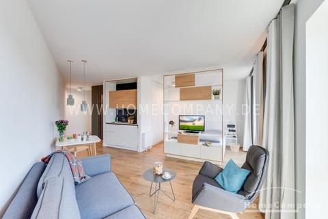 Wohnbeispiel Ideale möblierte Firmenwohnung mit drei getrennten Schlafmöglichkeiten in Ramersdorf