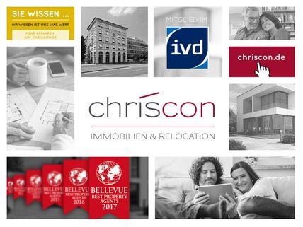 Chriscon steht für Qualität Solln im Erstbezug - gut geschnitte Stadtwohnung mit modernem Wohnkomfort