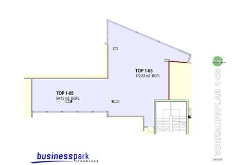 1-05 V0 DIE Gelegenheit - Büroräume im Edelrohbau