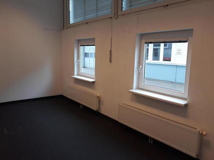 Archiv, kleines Büro Ausstellungsfläche/Büro/Schauraum im BIZ Wels