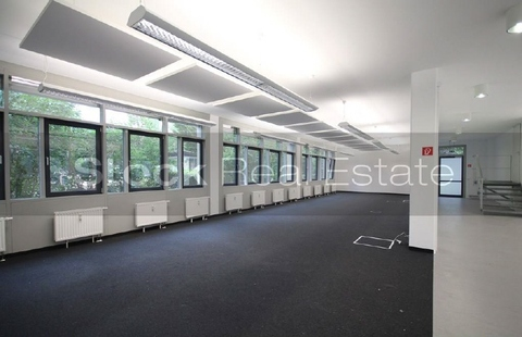 Büro STOCK - Büroflächen in der Nähe zur S-Bahn