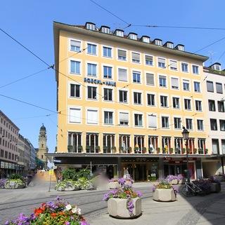 Ansicht Beste Lage - Altstadt - Moderne Büroräume zur Untermiete