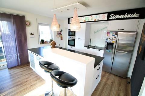 Schöner und durchdachter Küchenbereich Neuwertige DHH mit sehr gutem Energiestandard
