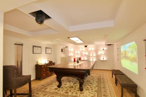 Hobby-Raum im UG Ideale Kombination Wohnen und Arbeiten - klassisches Einfamilienhaus in schöner ruhiger Lage