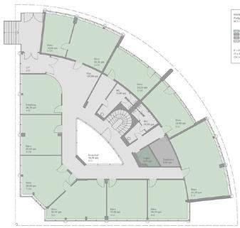 RG Haus 4 STOCK - Attraktive Büroflächen in Grasbrunn