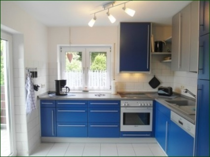 ALNO-Einbauküche TOP-Apartment mit allem was dazu gehört!