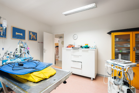 Behandlungsraum 2 Zentrumsnahe Praxisfläche direkt an der Isar - Au
