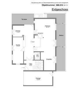 Erdgeschoss *** Traumhaftes Einfamilienhaus sucht Kapitalanleger! ***
