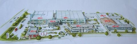 HERTO PARK - Kolbermoor - <br /> Büroflächen