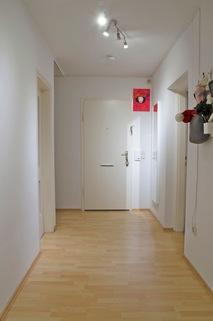 Eingang/Flur Ideal geschnittene 3-Zimmer-Wohnung in ruhiger, grüner Lage nahe Lerchenauer See
