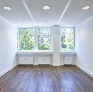 Innen2 Ansprechendes Bürohaus ... Moderne Ausstattung