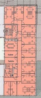 Grundriss 2OG CAMPUS M... Moderne, hochwertig ausgestattete Büroeinheit im Münchner Osten