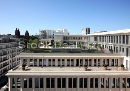 Fassade STOCK - Prestige und Eleganz am Alten Botanischen Garten